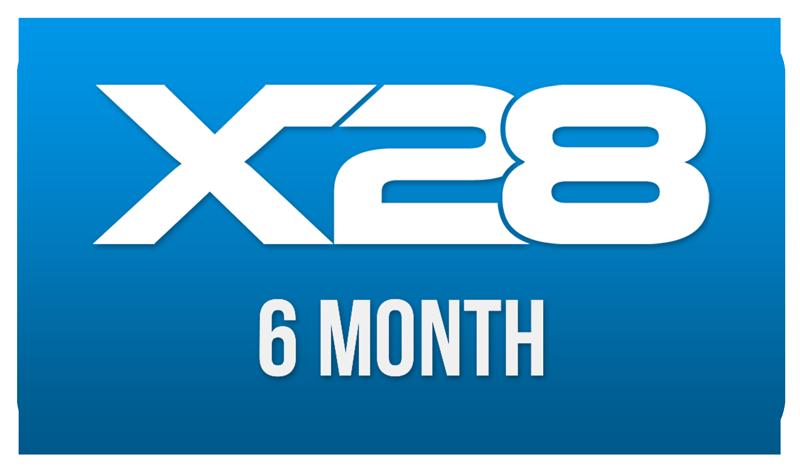 X28 ALL ACCESS ( 6 Months)